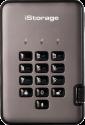 iStorage diskAshur Pro2 SSD - Hard Disk esterno - Capacità 1 TB - Grigio/Nero