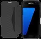 OtterBOX Strada-Serie für Galaxy S7, schwarz