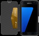 OtterBOX Strada-Serie für Galaxy S7 Edge, schwarz