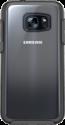 OtterBOX Symmetry Clear Series + Alpha Glass, für Galaxy S7, schwarz