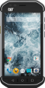 CAT S40 - Android Smartphone - Dual-SIM - Schwarz/Silber