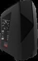 NZXT Noctis 450 - Case del PC - Midi Tower - Noir/Rosso