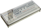 DECKSAVER DS-PC-TR09TB03 - Für Roland TR-09 / TB-03 / JU-06 / JP-08 / JX-03 - Transparent