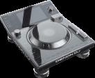 DECKSAVER DS-PC-SC5000 - Pour Denon SC5000 Prime - Transparent