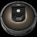 iRobot Roomba 980 - Aspirateur robot - Wi-Fi - Brun