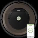 iRobot Roomba 896 - Staubsaugroboter - Ladezeit 2 Stunden - Schwarz