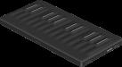 ROLI Seaboard Block - Contrôleur-Midi - Bluetooth - Noir