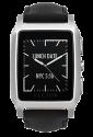 VECTOR Watch Meridian - Smartwatch - silber, schwarz