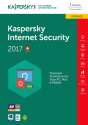 Kaspersky Internet Security 2017 - Upgrade, 1 PC, PC/MAC, multilingue