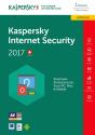Kaspersky Internet Security 2017 - Upgrade, 1 PC, PC/MAC, multilingual