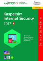 Kaspersky Internet Security 2017 - Upgrade, 3 PC, PC/MAC, multilingue