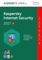 Kaspersky Internet Security 2017, 5 PC, PC/MAC, multilingual