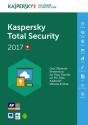 Kaspersky Total Security Multi-Device 2017, 3 PC, PC/MAC, multilingual