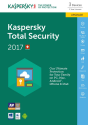 Kaspersky Total Security Multi-Device 2017 - Upgrade, 3 PC, PC/MAC, multilingue