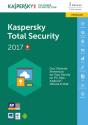 Kaspersky Total Security Multi-Device 2017 - Upgrade, 3 PC, PC/MAC, multilingual