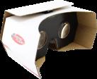 EXTREME FLIERS FPV Viewer - Für Micro Drone 3.0 - Weiss