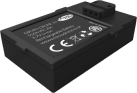 EXTREME FLIERS LiPo Batterie  - Für Micro Drone 3.0 - 550 mAh - Schwarz