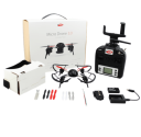 EXTREME FLIERS Micro Drone 3.0 Combo Pack - Schwarz/Rot
