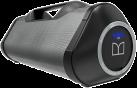 MONSTER Blaster Boom Box - Lautsprecher - Bluetooth - Schwarz