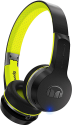 MONSTER iSport Freedom - On-Ear Sportkopfhörer - Bluetooth - Schwarz/Grün
