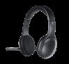 Logitech Wireless Headset H800, schwarz