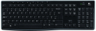 Logitech Wireless Keyboard K270, schweizer