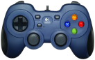 Logitech Gamepad F310, 10 pulsanti