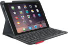Logitech Type+, iPad Air 2, schwarz