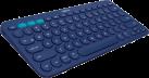 Logitech K380, blu