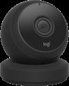 LOGITECH Circle WLAN-Kamera, schwarz