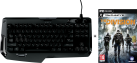 Logitech G410 Atlas Spectrum + The Division, PC, multilingue