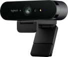 Logitech BRIO - Webcam - 4K Ultra HD - Nero
