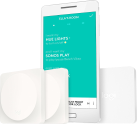 Logitech POP Smart Button Kit - Smart Home-Steuerung - Wi-Fi/Bluetooth - Weiss