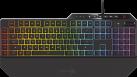 CREATIVE Sound BlasterX Vanguard K08 - Gaming-Tastatur - 2 m USB Kabel - Schwarz