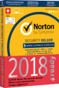 Symantec Norton Security Deluxe 3.0 - 5 licences, PC/MAC, multilingue