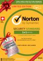 Symantec Norton Security Standard - Winter Promo - 1+1 Lizenz, PC/MAC, multilingual
