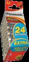Panasonic Alkaline Pro Power LR6PPG, 24xAA