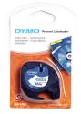 DYMO LetraTAG Plastikband, 1,2 cm x 4 m