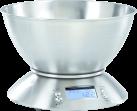 DOMO DO9086W - Küchenwaage - Max. 5kg - Silber