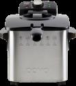 DOMO DO506FR - Fritteuse - 2200 W - Silber