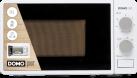 DOMO DO2327 - Mikrowelle - 700 W - Weiss