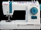 TOYOTA ECO34C - Machine à coudre - 34 programmes - blanc/turquois
