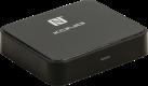 König Electronic CSBTRCVR110 - Kabelloser Bluetooth-Audioempfänger - SPDIF - Schwarz