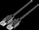 König Electronic KNC85100E100 - Câble Réseau CAT5e UTP