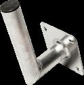 König Electronic SAT-AWM15 - Aluminum Supporto - Argento