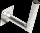 König Electronic SAT-AWM25 - Aluminum Supporto - Argento