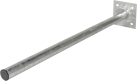 König Electronic SAT-1MS1717 - Antennenmast - Silber