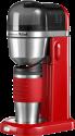 KitchenAid Personal - Machine à café - Avec tasse voyage - Rouge