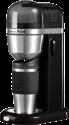 KitchenAid Personal - Machine à café - Avec tasse voyage - Noir
