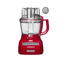 KitchenAid Foodprozessor, rot